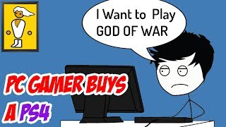 When A PC Gamer Buys A PS4 To Play PS4 Exclusives
