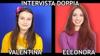 INTERVISTA DOPPIA CON MIA SORELLA