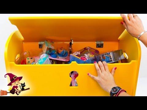Xxx Mp4 Gigante Caja Sorpresa Con Juguetes De Barbie Shimmer Y Shine Y 3gp Sex