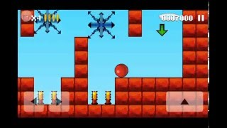 Bounce Original Level 7 for Android Easiest Way To Do