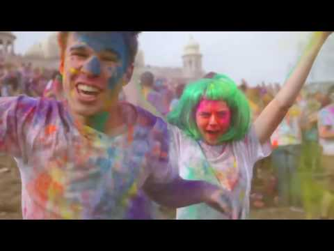 Festival of Colors   World's BIGGEST color party