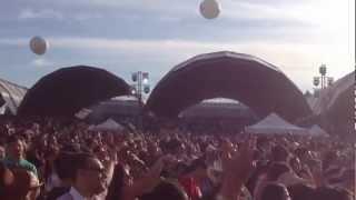 Caldas Coutry Show 2012 - Cristiano Araujo - Louca Louquinha, Quero Trair