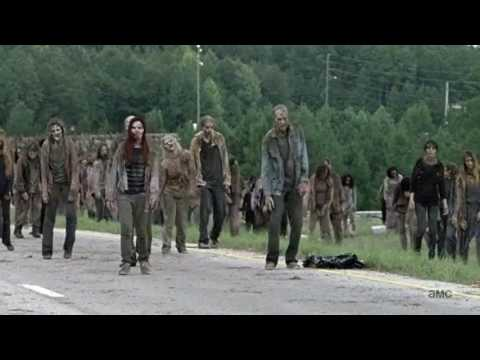 Xxx Mp4 Rick And Michonne Kill Walkers With Car Scene 3gp Sex