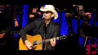 Brad Paisley's Tribute To Randy Travis // Country Music Hall of Fame