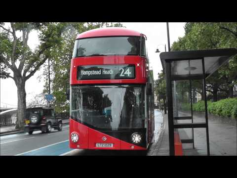 (HD) London bus Observations Part 2   May - July.