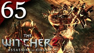 Let's Play The Witcher 2 [BLIND] - Part 65 - Gargoyle Poker [Roche's Path]
