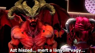 Saints Row- Gat out of Hell - Musical Magyar Felirattal