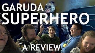 GARUDA SUPERHERO Review (A Confused Mess)