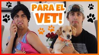 Daniel El Travieso - Llevamos A Simba Al Veterinario.
