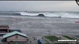 When Tsunamis hit Compilation