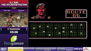 G.I. Joe: The Atlantis Factor by toad22484 in 9:52 - SGDQ2017 - Part 65