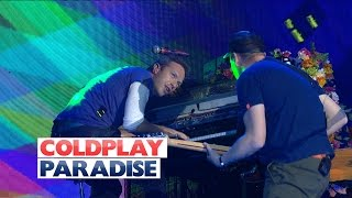 Coldplay - Paradise (Jingle Bell Ball 2015)