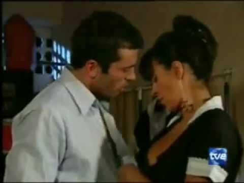 Deborah y Luis Carlos escena de pasion