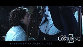 THE CONJURING2  (2016) Interview Salvador Gata