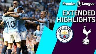 Man City v. Tottenham   PREMIER LEAGUE EXTENDED HIGHLIGHTS   4/20/19   NBC Sports