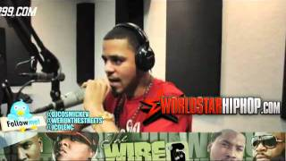 J.Cole 2011 Power 99 Freestyle