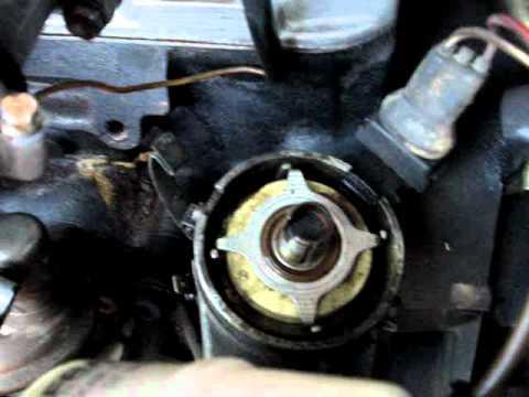 Acertando o Ponto manualmente Motor AP 1.6