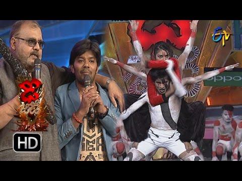 Xxx Mp4 Dhee Jodi 10th May 2017 Full Episode ETV Telugu 3gp Sex