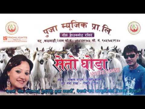Xxx Mp4 Seto Ghoda Nepali Hit Lok Dohori Geet 2016 2073 Gokul Raut Parbati Karki Puja Music 3gp Sex