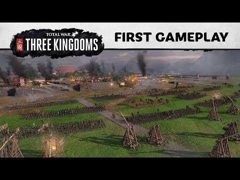 Total War THREE KINGDOMS – E3 Gameplay Reveal