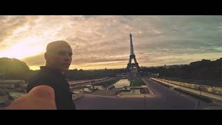 BBOY TOMI | SUNRISE IN PARIS