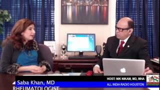 OSTEOARTHRITIS   SABA KHAN MD  ALL INDIA RADIO HOUSTON