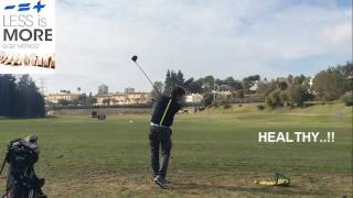 Less is More HEALTHY SWING