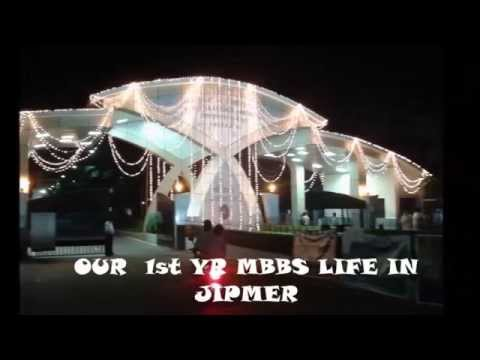 1st year MBBS life in JIPMER for batch of 2k12, by Ankit Suniyal
