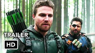 Arrow 5x23 Trailer