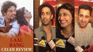 Laal Rang CELEB REVIEW   Imran Khan, Ragini Khanna and Gulshan Deviah