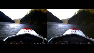 3d video Race Boat Onboard...2010 Tachyon XC /  yt3d:enable=true