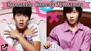 Top 25 Popular Romantic Comedy Korean Dramas (All The Time)