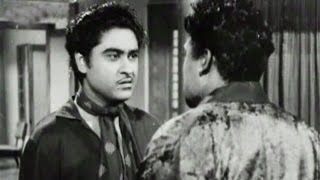 Kishore Kumar warns Ashok Kumar against other lady - Bhai Bhai, Scene 8/15