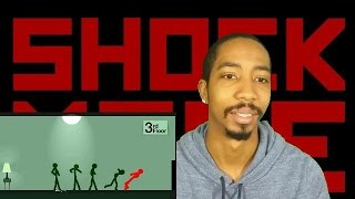SHOCK MORE (Conclusion to SHOCK 1-3) Reaction