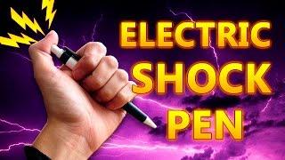 How to Make an Electric Shock Pen ( Joke Toy)