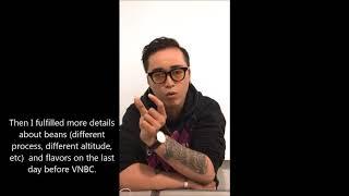 VNBC 2018 - 4th place - Bill Nguyen