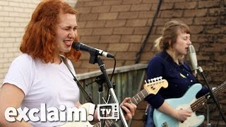 "Girlpool - ""Before the World Was Big"" on Exclaim! TV"