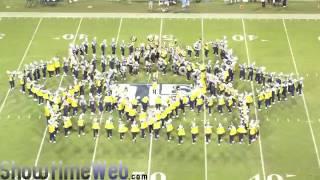 Southern Halftime Fieldshow - 2016 Boombox Classic SU Human Jukebox Marching Band