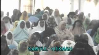 1=SHEIKH MUH D KABIRU HARUNA GOMBE wa azin mata Gwamna Zamfar