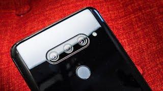 The LG V40 Has Five Cameras 📸