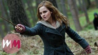 Top 10 Best Hermione Granger Moments