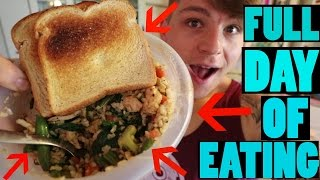 Feeding The Beast: Episode #72 (What I Eat in a Day)