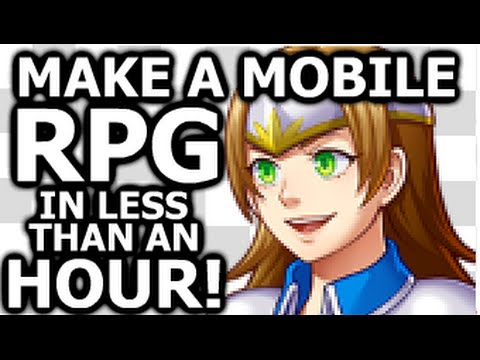 Xxx Mp4 Creating An RPG For Mobile From Scratch In Under An Hour Using RPG Maker MV 3gp Sex