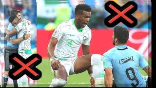 أبرز ردود الافعال على خسارة المنتخب السعودي امام الأوروجواي 1-0 | كأس العالم