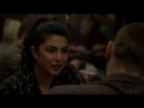 Jake McLaughlin (kiss scene #5) Priyanka Chopra/Alex Parrish  - Quantico (tv series) #26