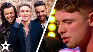 TOP ONE DIRECTION COVERS on Got Talent! | Got Talent Global