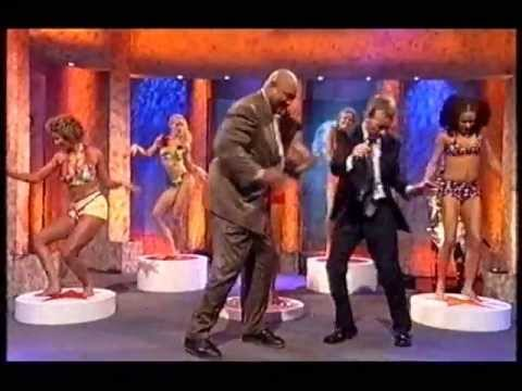 George Foreman Dancing on the Frank Skinner Show - 2002