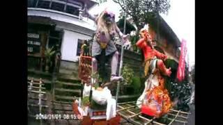 ogoh-ogoh Banjar Kawan Bangli 2017
