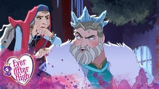 The Snow King Arrives | Epic Winter | Ever After High