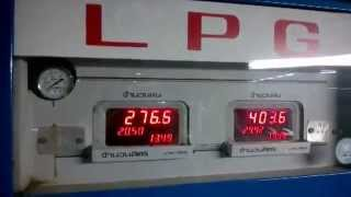 แก้อาการลิ้นวาล์วหัวเติมแก๊สรั่ว Volvo 240 LPG Mixer by รูม ออโต้พาร์ท